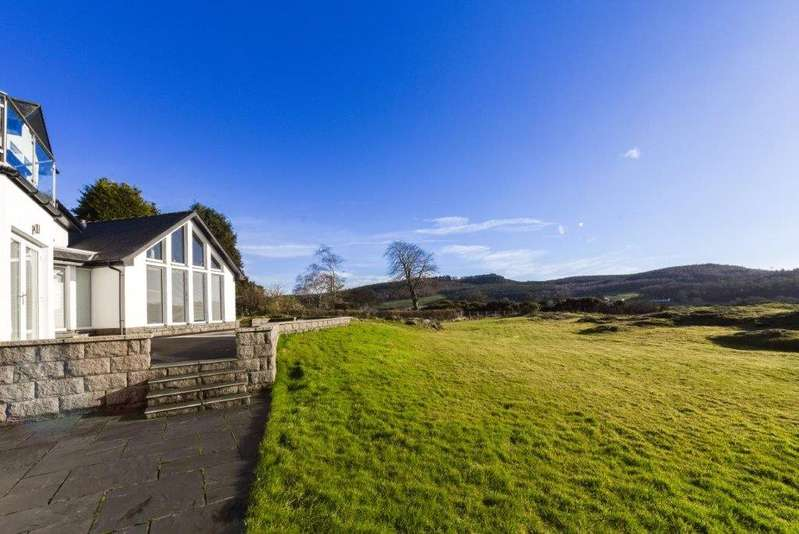 4 Bedrooms Detached House for sale in Na Aisling Taigh (The Dream House), Meikle Richorn, Dalbeattie, Dumfries and Galloway, South West Scotland, DG5