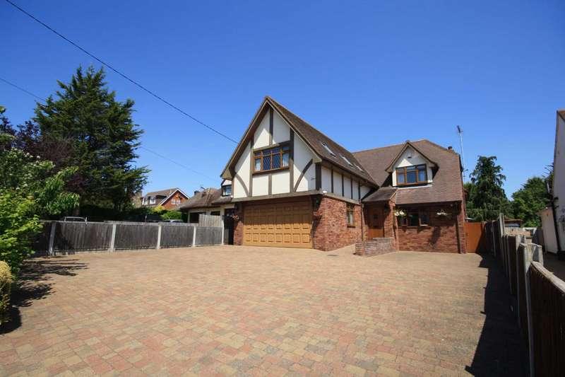 4 Bedrooms Detached House for sale in Noak Hill Road, Billericay
