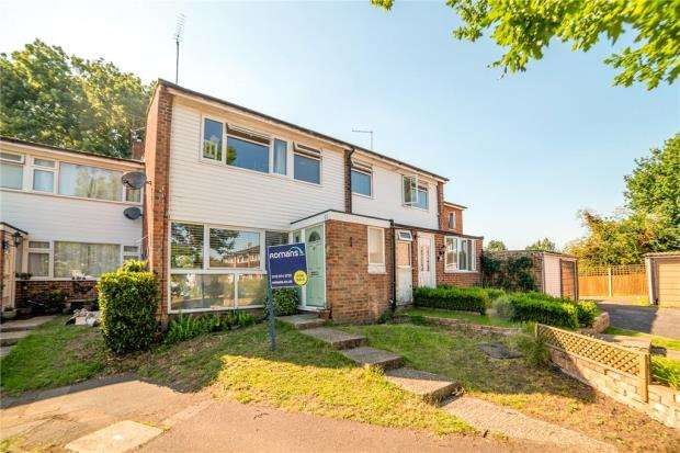 3 Bedrooms Terraced House for sale in Hanwood Close, Woodley, Reading