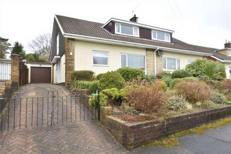 4 Bedrooms Semi Detached House for sale in Homeleigh, Newbridge, Newport, Caerphilly