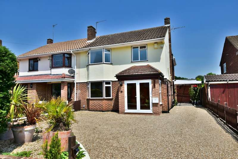 4 Bedrooms Semi Detached House for sale in Pinewood Green, Iver Heath, SL0