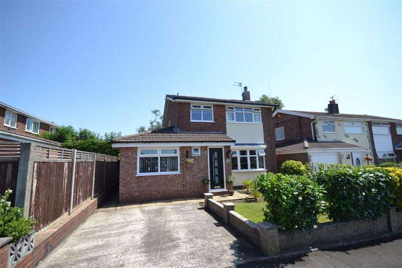 3 Bedrooms Detached House for sale in The Meadows, Radcliffe, Manchester, M26