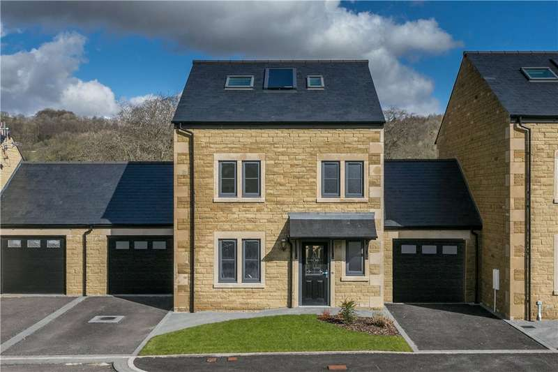 4 Bedrooms Link Detached House for sale in Dalesview Close, Clapham, Lancaster