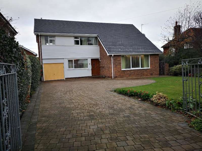 3 Bedrooms Detached House for sale in Digby Road, Rhos on Sea, Conwy, LL28 4TG