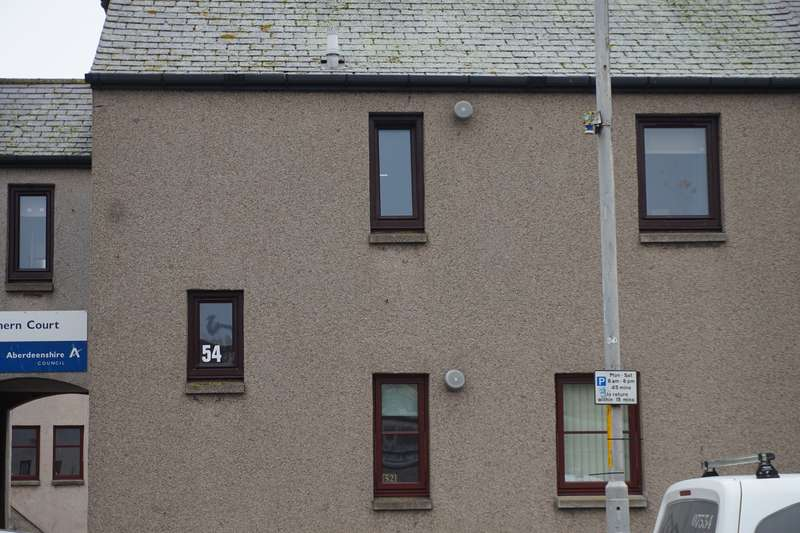 2 Bedrooms Flat for rent in Cross Street, Fraserburgh, AB43