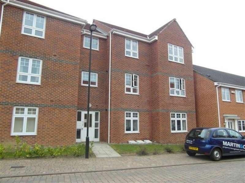2 Bedrooms Apartment Flat for rent in Ambergate Way, Central Grange NE3 3GN