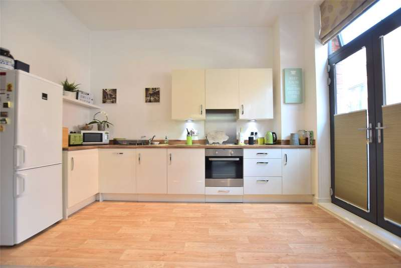 2 Bedrooms Flat for sale in Friars Orchard, Gloucester, Gloucestershire, GL1