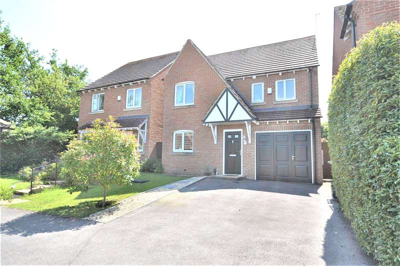 5 Bedrooms Detached House for sale in Simpsons Orchard, Abbeydale, Gloucester, Gloucestershire, GL4