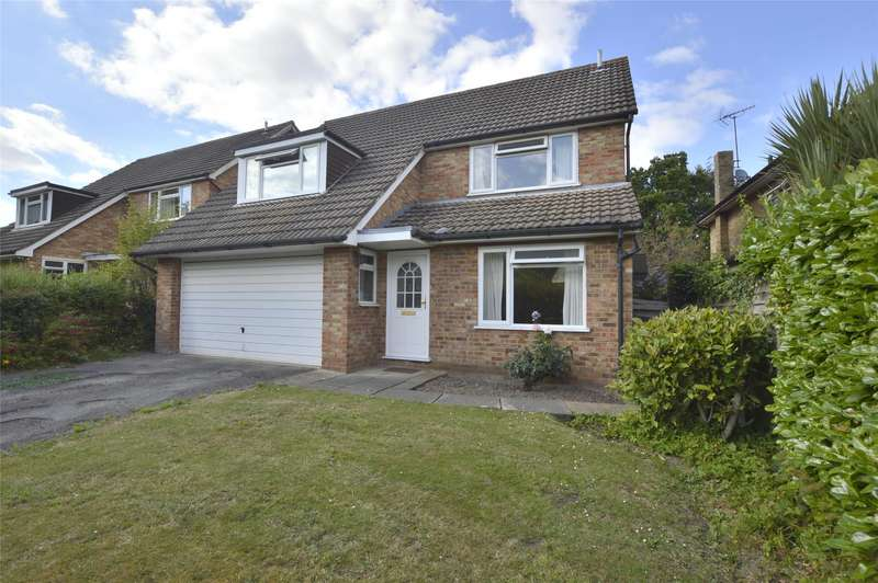 5 Bedrooms Detached House for sale in The Old Garden, Chipstead,, SEVENOAKS, Kent, TN13