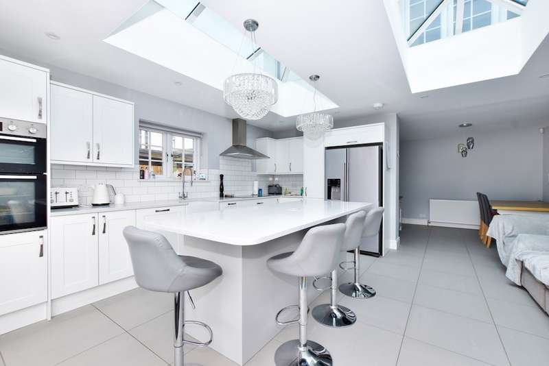 4 Bedrooms Semi Detached House for sale in Church Road, Iver Heath, SL0
