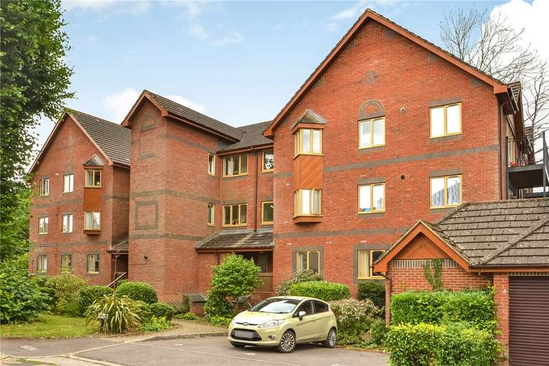 2 Bedrooms Flat for sale in Test Mill, Hollman Drive, Romsey, Hampshire, SO51