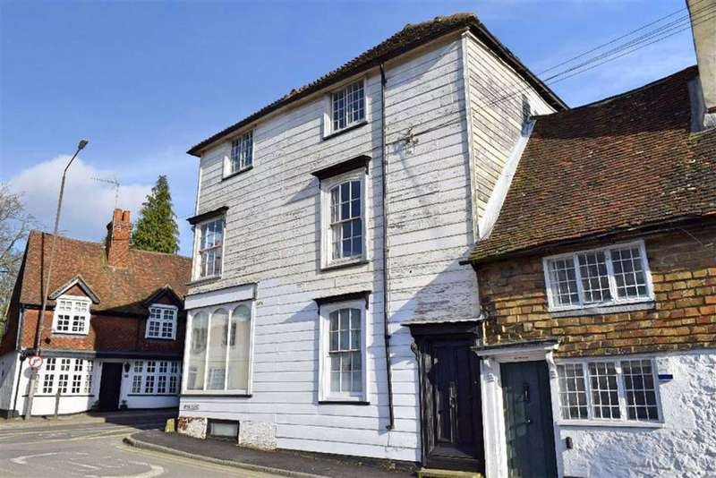 2 Bedrooms Flat for sale in High Street, Seal, TN15