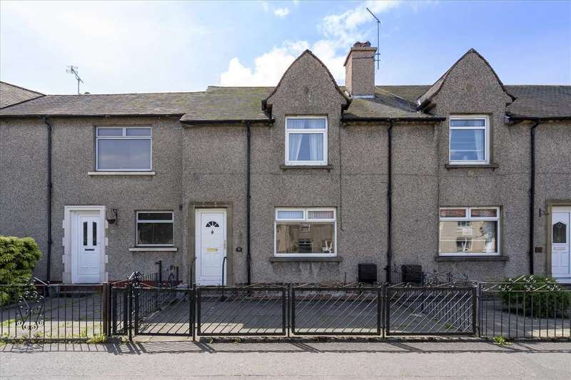 2 Bedrooms Terraced House for sale in Central Avenue, Grangemouth