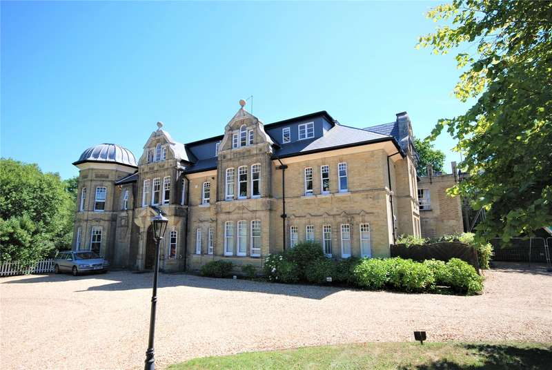 2 Bedrooms Flat for sale in Highfield Hall, Fordingbridge, Hampshire, SP6