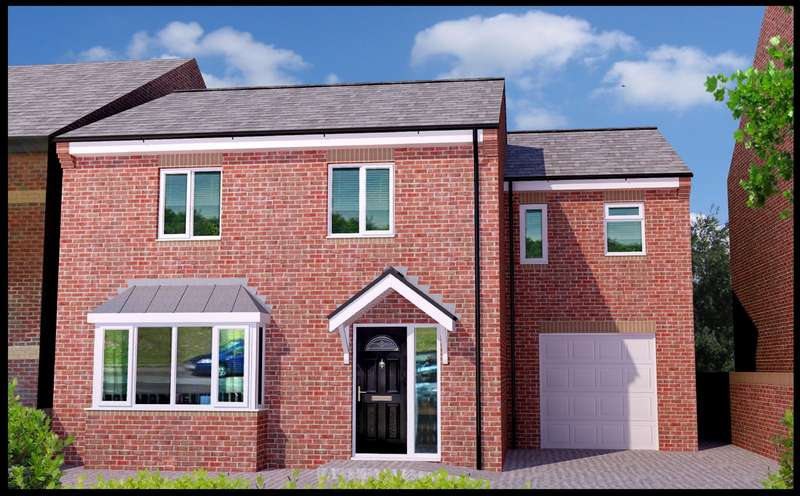 4 Bedrooms Detached House for sale in Main Street, Swallownest, Sheffield, S26