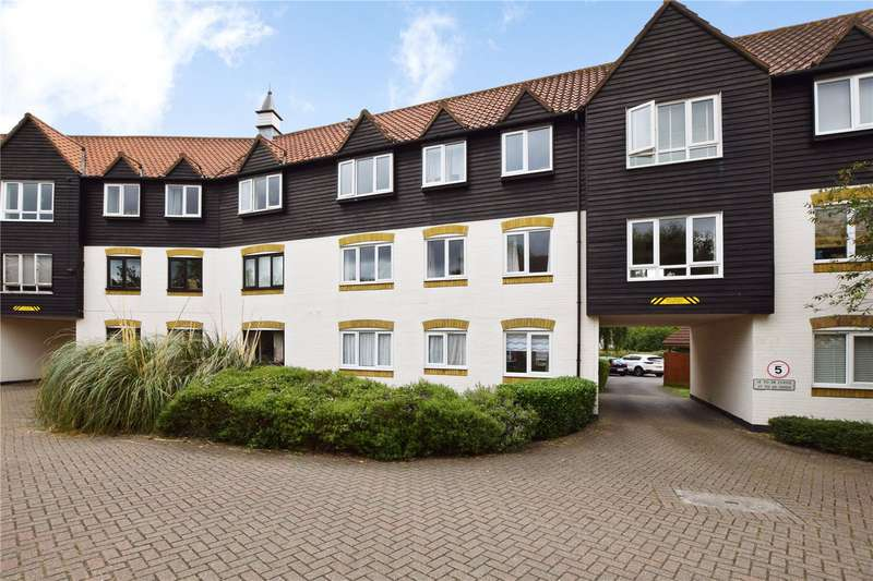 2 Bedrooms Apartment Flat for sale in Bucklebury Heath, South Woodham Ferrers, Chelmsford, Essex, CM3