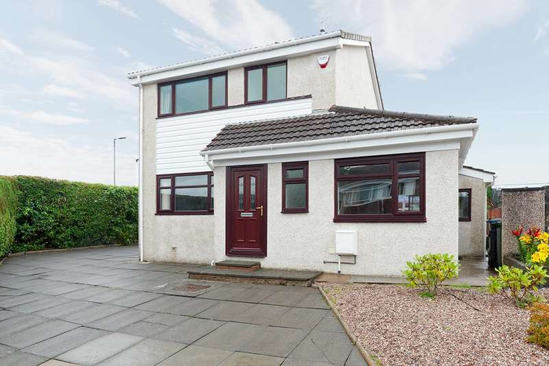 4 Bedrooms Detached House for sale in Braemore Road, Stewarton, Kilmarnock, KA3 3HB