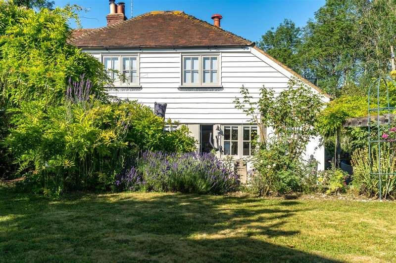 2 Bedrooms Semi Detached House for sale in Tong Cottage, Tong Green, Throwley
