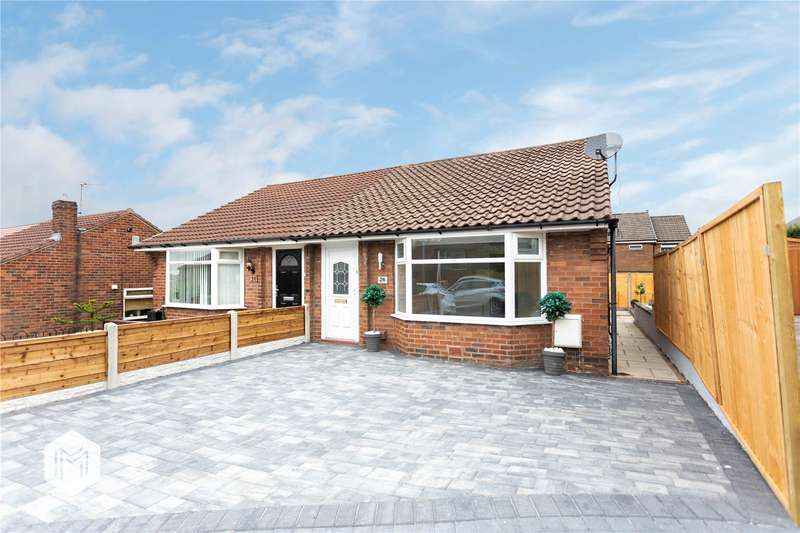 2 Bedrooms Bungalow for sale in Glabyn Avenue, Lostock, Bolton, Greater Manchester, BL6