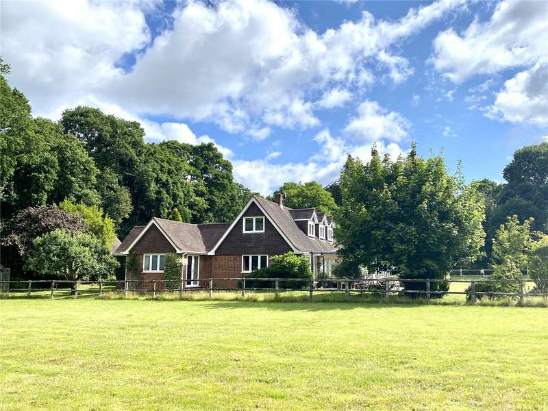 5 Bedrooms Equestrian Facility Character Property for sale in Hightown Hill, Ringwood, Hampshire, BH24