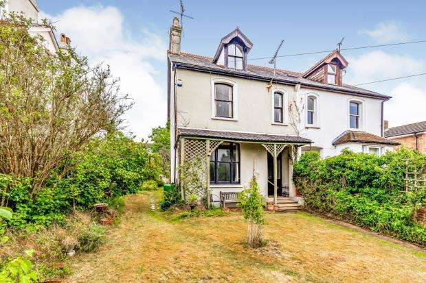 5 Bedrooms Semi Detached House for sale in Camberley, Surrey