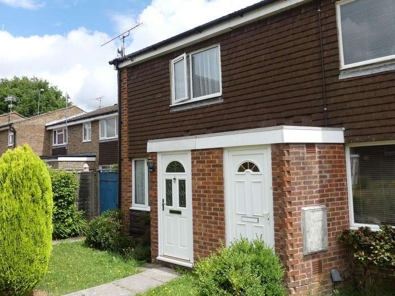 2 Bedrooms End Of Terrace House for sale in Ash Keys, Crawley