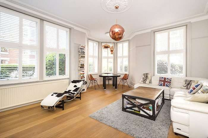 4 Bedrooms Flat for sale in North Court, Clevedon Road, Twickenham, TW1