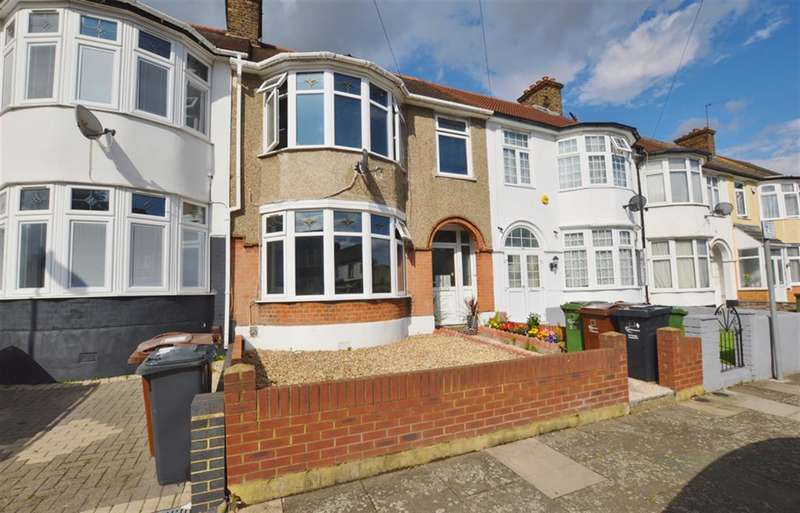 3 Bedrooms Terraced House for sale in Hulse Avenue, Barking, Essex, IG11 9UP