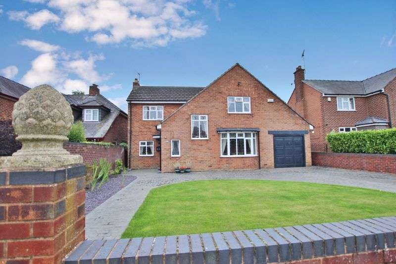 4 Bedrooms Property for sale in Heath Lane, Little Sutton, Cheshire