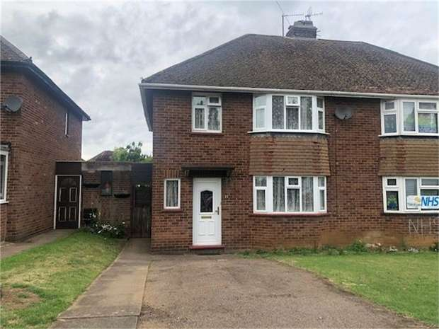 3 Bedrooms Semi Detached House for sale in Larch Grove, Bletchley, Milton Keynes, Buckinghamshire