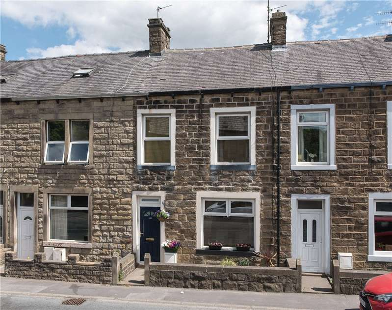 4 Bedrooms Terraced House for sale in Colne Road, Earby, Barnoldswick, Lancashire