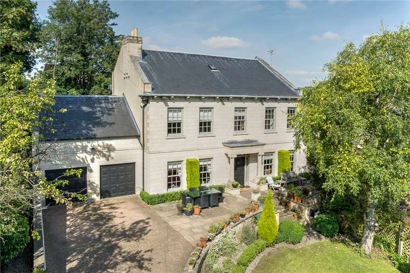 5 Bedrooms Detached House for sale in Tenter Hill, Bramham, Wetherby, West Yorkshire