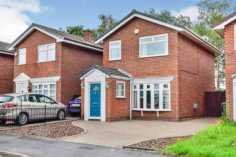 3 Bedrooms Detached House for sale in Dunster Drive, Urmston, Manchester, Greater Manchester, M41