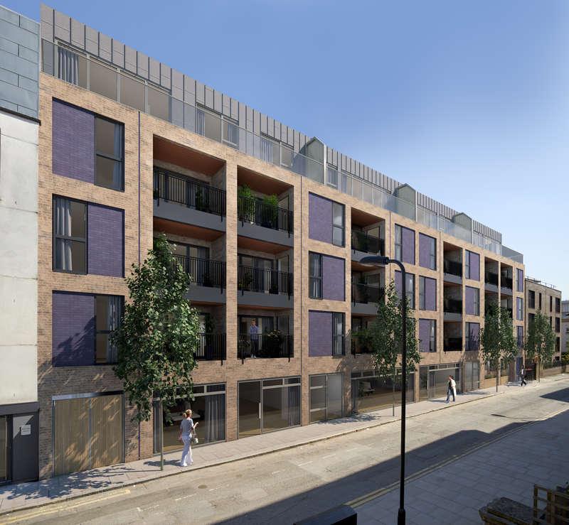 1 Bedroom Apartment Flat for sale in Spurhouse, 4-14 Spurtowe Terrace, London
