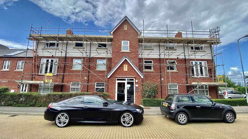 2 Bedrooms Apartment Flat for sale in Tyne Way, Rushden