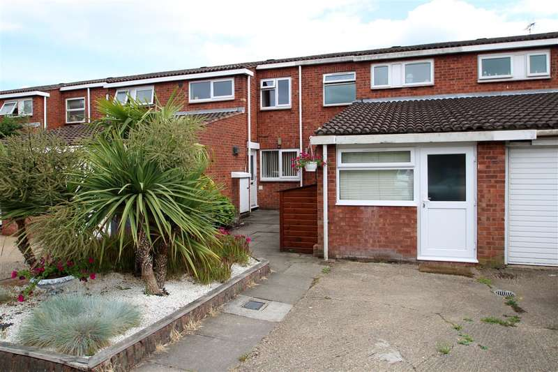 3 Bedrooms Property for sale in Bairstow Close, Borehamwood