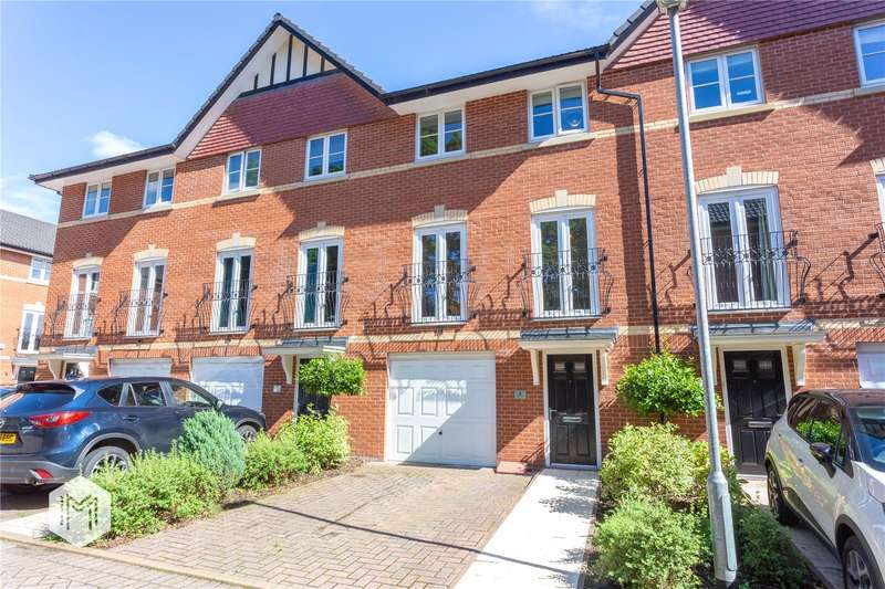 4 Bedrooms Terraced House for sale in Regents Place, Lostock, Bolton, Greater Manchester, BL6
