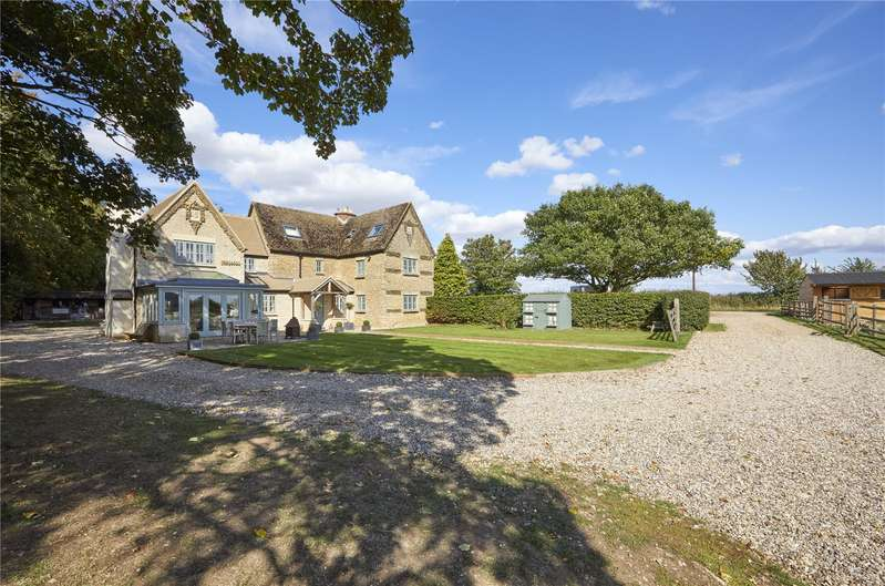 4 Bedrooms House for sale in Buckland Road, Buckland, Faringdon, Oxfordshire, SN7