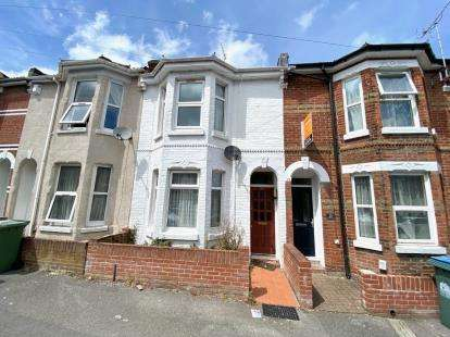 4 Bedrooms Terraced House for sale in Portswood, Southampton, Hampshire