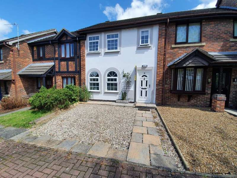 3 Bedrooms Mews House for sale in Ridgway Gardens, Lymm, WA13 0HQ
