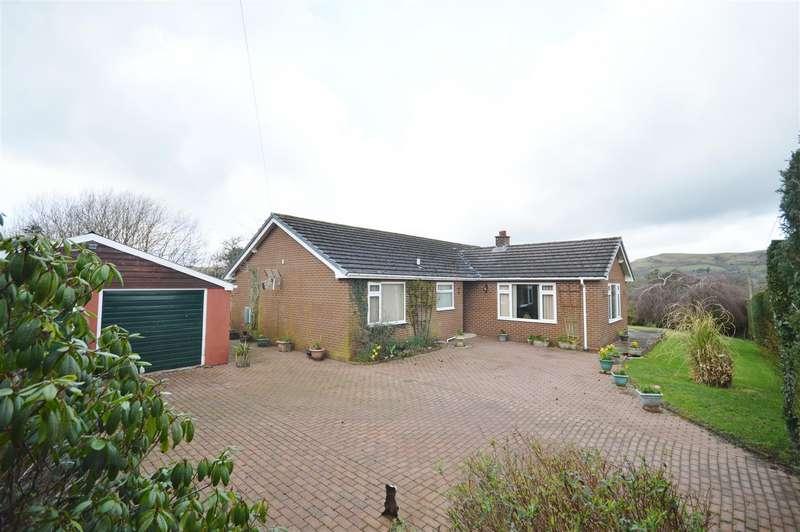 3 Bedrooms Detached Bungalow for sale in Llanddewi, Llandrindod Wells