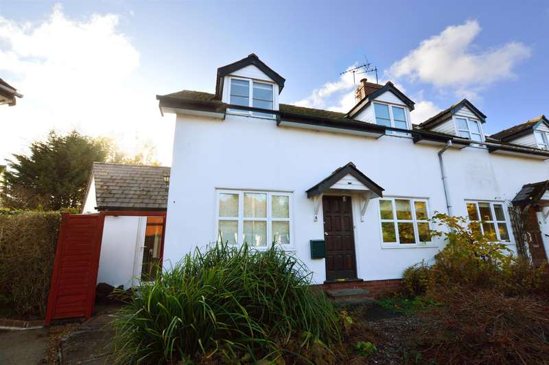 3 Bedrooms Semi Detached House for sale in Orchard Close, Dilwyn, Hereford
