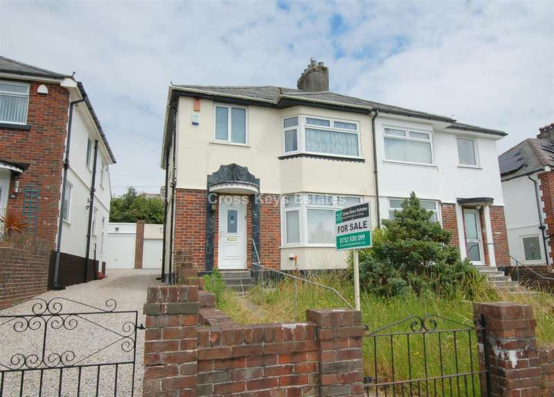 3 Bedrooms House for sale in Ponsonby Road, Milehouse