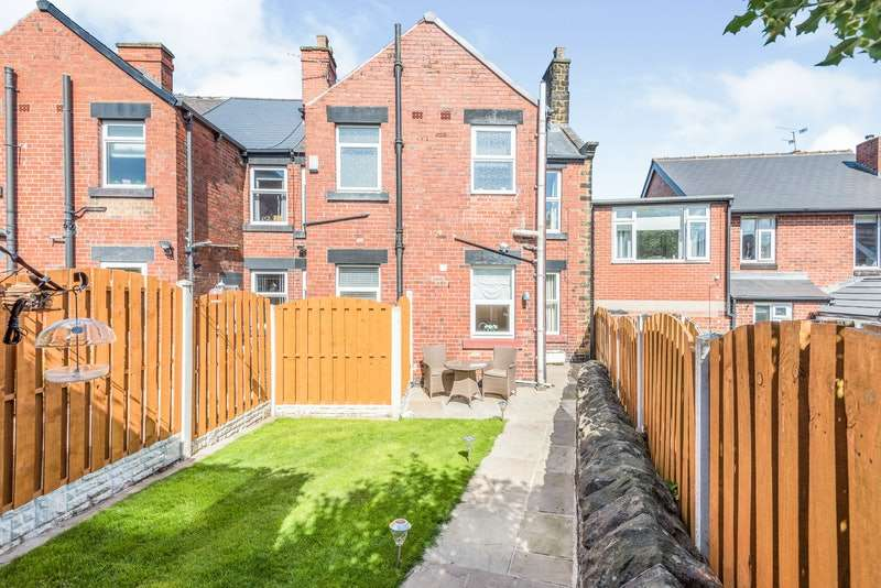 3 Bedrooms Terraced House for sale in Cross Hill, Sheffield, South Yorkshire, S35