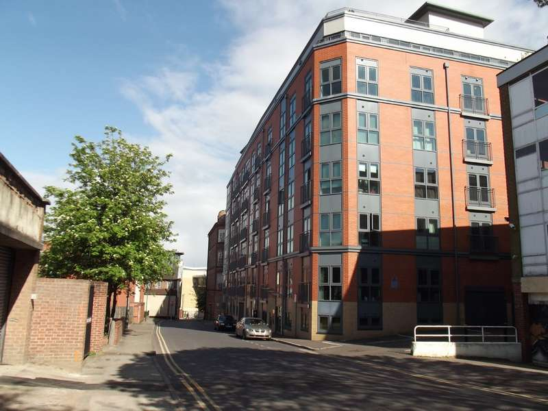 Property for rent in The Habitat, Woolpack Lane NG1