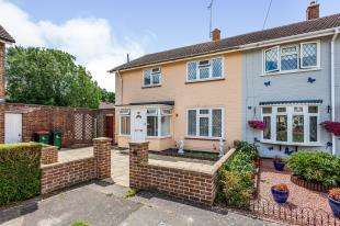 3 Bedrooms End Of Terrace House for sale in Cherry Lane, Langley Green, Crawley, West Sussex