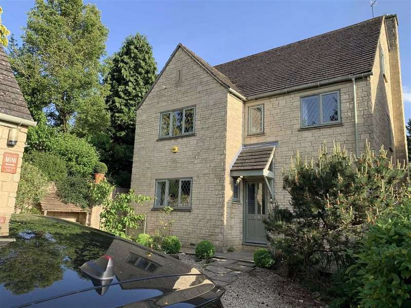 5 Bedrooms Detached House for sale in Wilcox Road, Chipping Norton, Oxfordshire