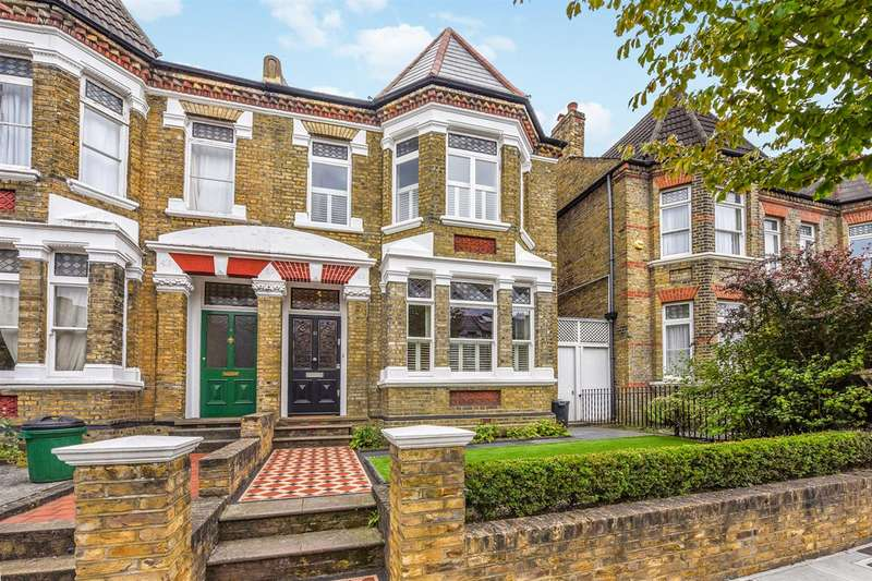 5 Bedrooms Semi Detached House for sale in Baronsfield Road, St Margarets