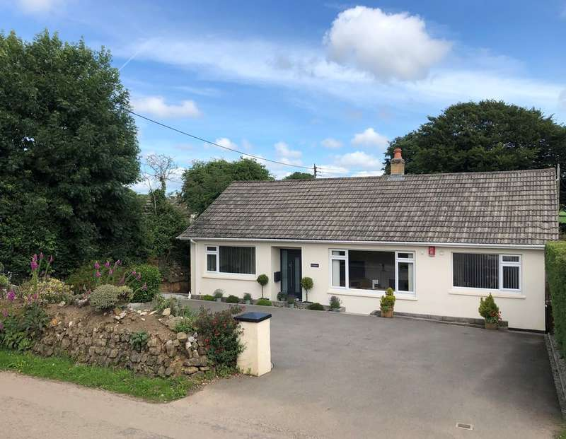 4 Bedrooms Detached Bungalow for sale in Marys Well, Illogan