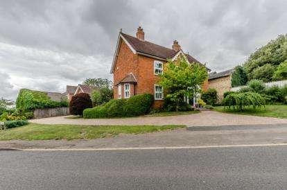 4 Bedrooms Detached House for sale in Balsham, Cambridge, Cambridgeshire